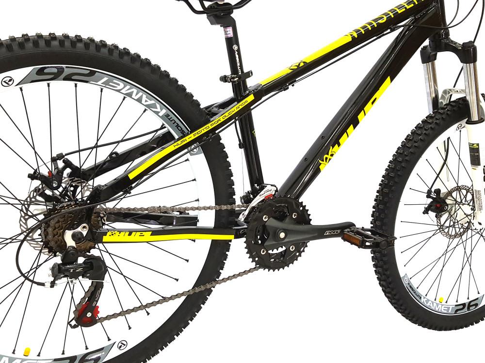 Bicicleta Hupi Whistler - Alumínio - Shimano TZ 21v - Cicles