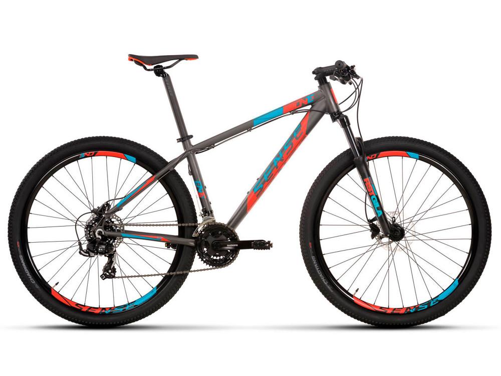 sense one 2020 laranja-azul lateral