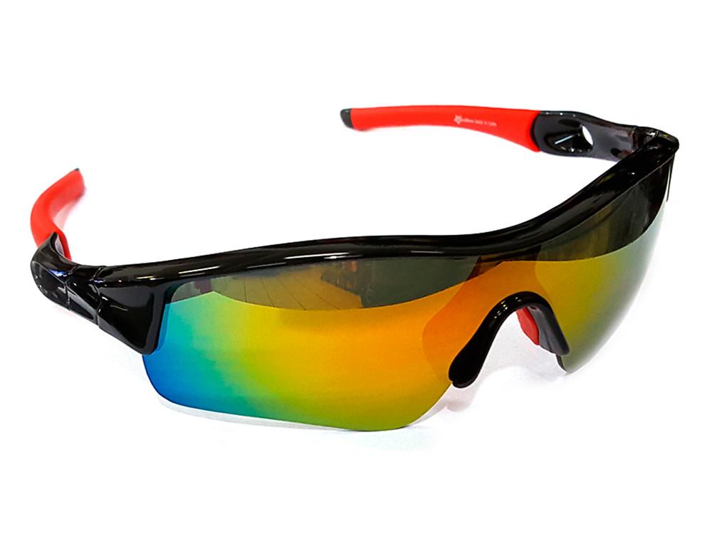 f33b042fdc078 Oculos de Ciclismo RockBros 1005 - Lente Multicolor - Cicles Bike Shop